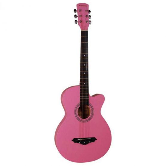 Norfolk Western guitar hos www.guitaristen.dk
