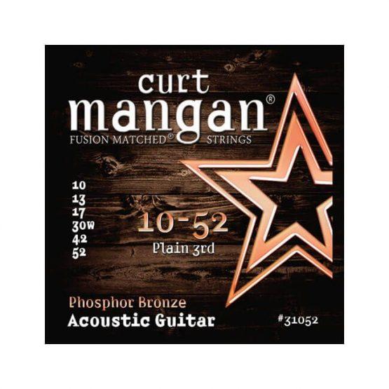 Curt Mangan western guitar strenge hos www.guitaristen.dk