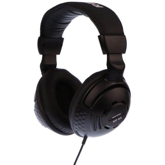 Hovedtelefoner HP-52 Record stereo hos www.guitaristen.dk