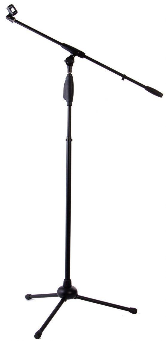 Mikrofon stativ, fra www.guitaristen.dk