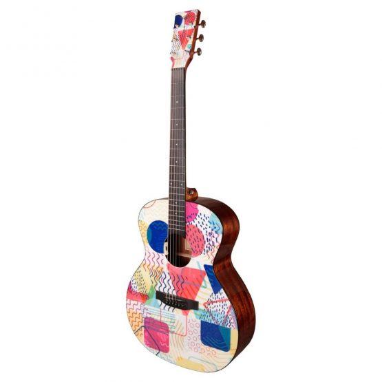 Tyma Western guitar - hos www.guitaristen.dk