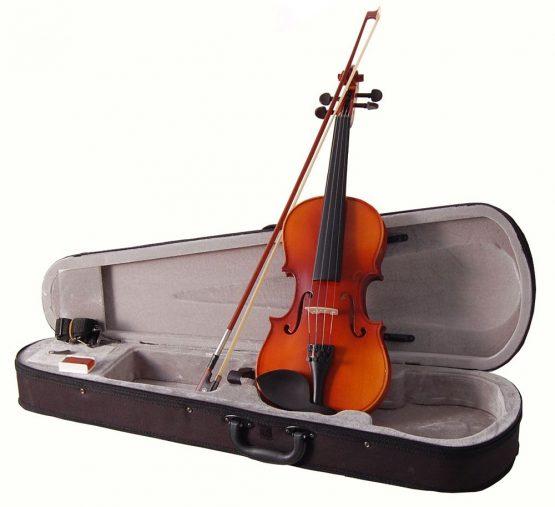 Violin i 3/4 størrelse hos www.guitaristen.dk