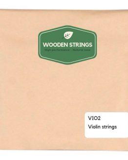 Violin strenge fra www.guitaristen.dk