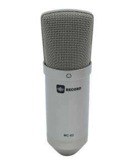 Record-MC-82-kondensator-mikrofon-gray hos www.guitaristen.dk