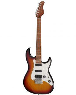 SLC el-guitar i farven sunburst hos www.guitaristen.dk