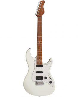 SLC el guitar i farven hvid hos www.guitaristen.dk