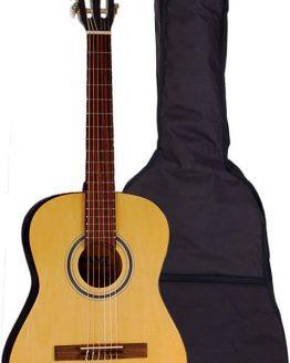 Sant Guitars, spansk 3/4 guitar, fra www.guitaristen.dk