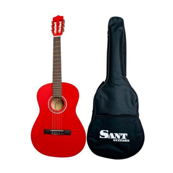 Sant 3/4 Guitar med nylonstrenge hos www.guitaristen.dk