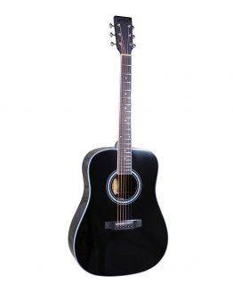 Santana ST 300 DBK Western Guitar hos www.guitaristen.dk