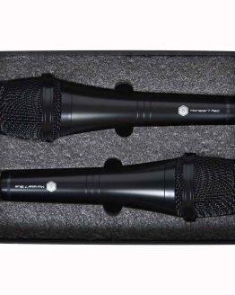 Sire Monster Sort 2 stk mikrofoner hos www.guitaristen.dk