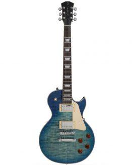 Sire Larry el guitar i farven blå hos www.guitaristen.dk