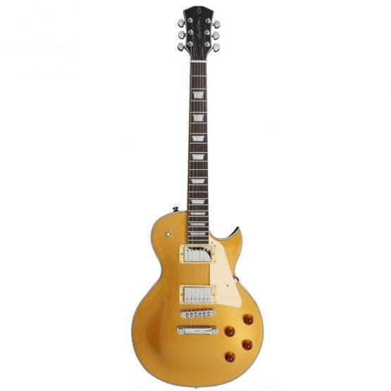 Sire Larry el guitar i farven Guld hos www.guitaristen.dk