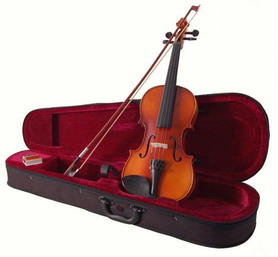 Violin i 1/8 størrelse hos www.guitaristen.dk