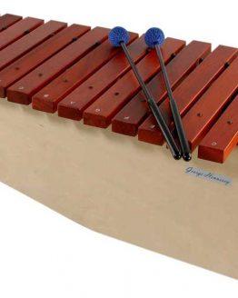 George Hennesey FLT-5000AX alt xylofon hos www.guitaristen.dk