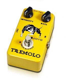 Joyo Tremolo effekt pedal hos www.guitaristen.dk