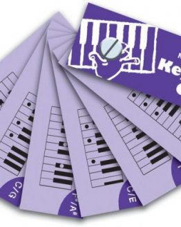 Notecracker-Keyboard-Chords-hos-www.guitaristen.dk