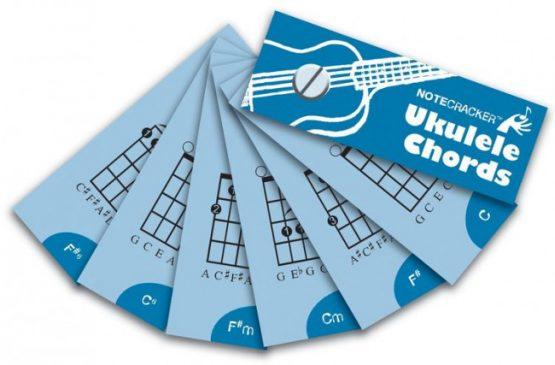 Notecracker-Ukulele-Chords-hos-www.guitaristen.dk