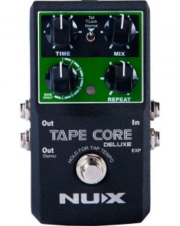 Nux Tape Core Deluxe guitar-pedal hos www.guitaristen.dk