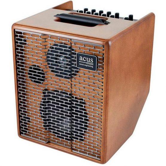 Acus-One-For-Strings-5T-SIMON-Wood-akustisk-guitar-forstaerker-wood-hos-www.guitaristen.dk