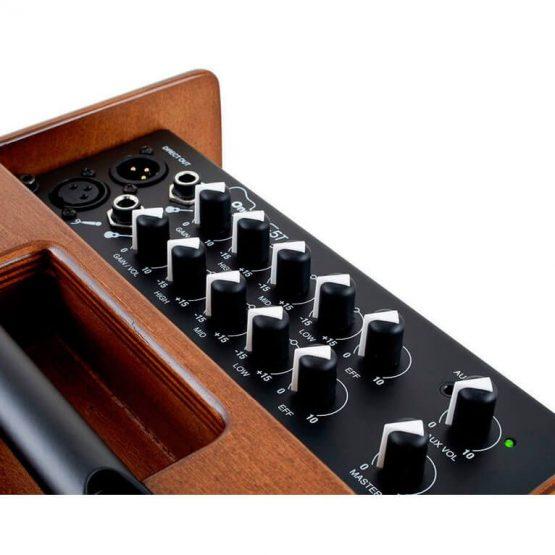 Acus-One-For-Strings-5T-SIMON-Wood-akustisk-guitar-forstaerker-wood-top-hos-www.guitaristen.dk
