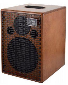 Acus-One-For-Strings-8-Extension-Wood-aktiv-hoejtaler-wood-hos-www.guitaristen.dk