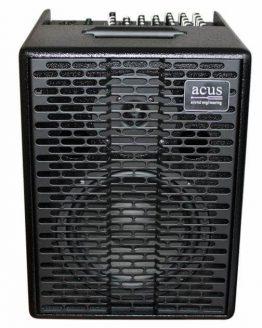 Acus-One-For-Strings-8-V2-Black-akustisk-guitar-forstaerker-black-hos-www.guitaristen.dk