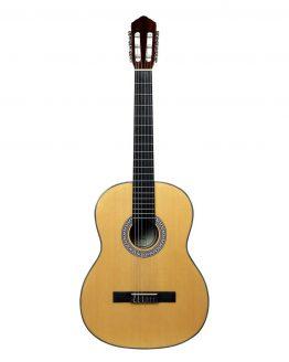 Santana-B8-NA-v2-spansk-guitar-nature-hos-www.guitaristen.dk