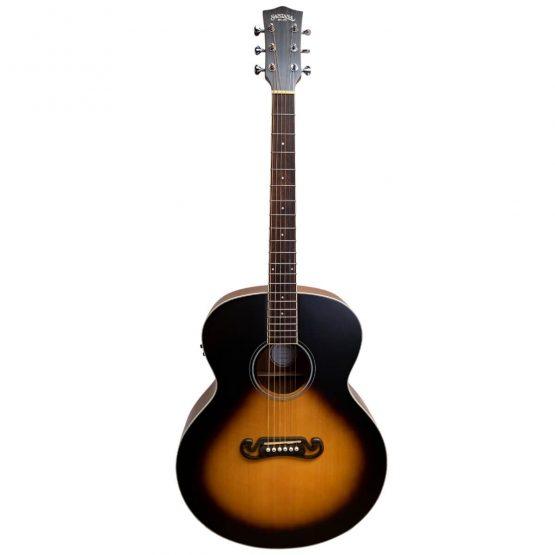 Santana-ST-SG100-western-guitar-sunburst-hos-www.guitaristen.dk
