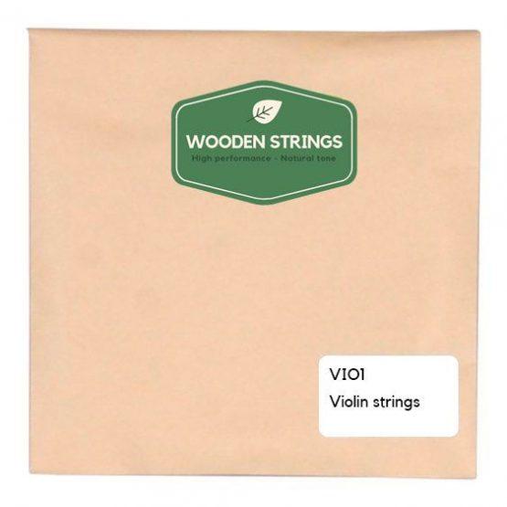 Wooden-strings-VIO1-violin-strenge-hos-www.guitaristen.dk