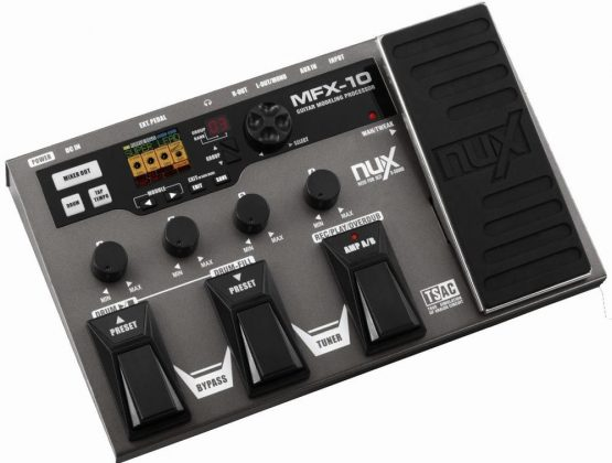 Nux-MFX-10-guitar-multieffekt-pedalboard-hos-www.guitaristen.dk