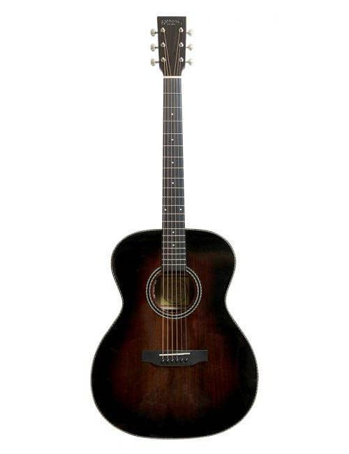 Santana-ST-300FSB-western-guitar-sunburst-hos-www.guitaristen.dk