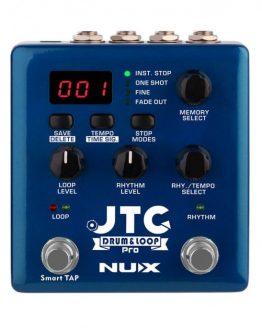 Nux-NDL-5-JTC-Drum-Loop-PRO-guitar-pedal-hos-www.guitaristen.dk