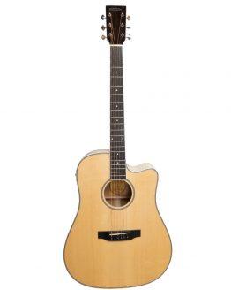 Santana-ST-300M-western-guitar-hos-www.guitaristen.dk