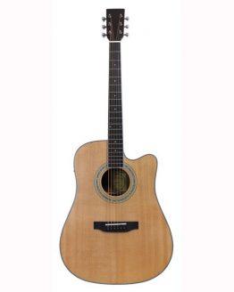 Santana-ST-300WS-western-guitar-hos-www.guitaristen.dk