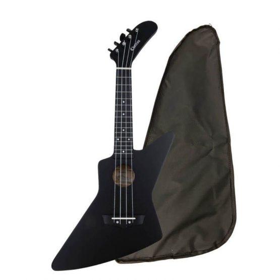 Chateau-BAS01EX-BK-ukulele-black-hos-www.guitaristen.dk