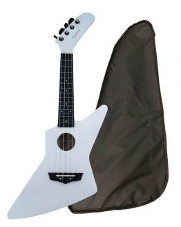 Chateau-BAS01EX-WH-ukulele-white-hos-www.guitaristen.dk