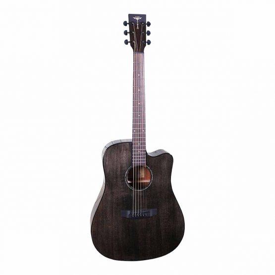 Tyma-D-3CE-BKS-western-guitar-black-hos-www.guitaristen.dk